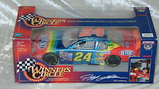 JEFF GORDON 1/24 SCALE WINNERS CIRCLE 1998 50 TH ANNIVERSARY CAR  IN BOX