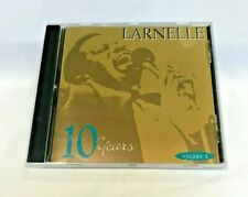 Worship music LARNELLE the best of 10 years volume 2 CD Excellent like new