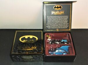2005 Corgi The Golden Collection 1940 Batmobile 1:43 Scale Die Cast  BRAND NEW