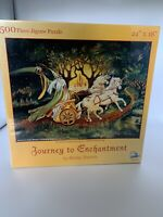 500 piece jigsaw Puzzle Journey To Enchantment Sunsout new sealed Suns Out