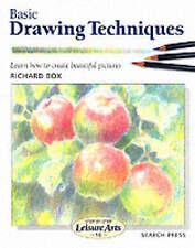 Técnicas de dibujo básico por Richard caja (de Bolsillo, 2000) Aprender A Dibujar Libro De Arte