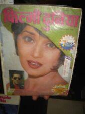 INDIA RARE FILM MAGAZINE - FILMY DUNIYA  DEC 1998 PAGES 104 IN HINDI ILLUSTRATED