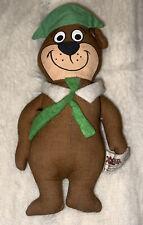 "1973 YOGI BEAR Stuffed Animal RARE 7"" Knickerbocker Rag Doll Toy"
