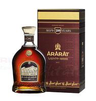 Ararat Nairi Armenian Brandy 20 Jahre geprägt 0,5L 40% коньяк Арарат