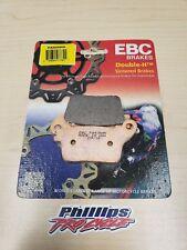 EBC Double-H Sintered Brake Pads Rear FA436HH Honda Kawasaki Suzuki