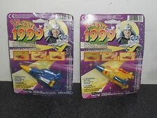 Old Play Makers Pocket Fighter Toy Space Ship Rocket Star Date 1999 Playmakers