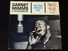 Garnet Mimms-Baby Don't You Weep-ORIGINAL 1963 Picture Sleeve ONLY-CLEAN!