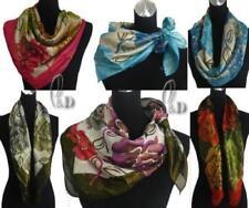 Shawls/Wraps Square Floral Scarves & Wraps for Women
