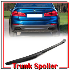 Painted BMW 5-Series G30 Saloon M4 LOOK Trunk Boot Spoiler 2018 520d