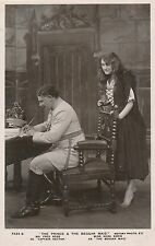 POSTCARD  ACTRESSES  Nora Kerin &  Fred  Ross