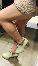 Woman's Sexy Ankle Boots Size 9