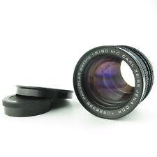 Für M42 Carl Zeiss Jena Pancolar electric 1.8/80 MC Objektiv lens