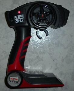 Maisto Tech Black/Red 2.4 GHz Remote Control RC TRUCK CAR