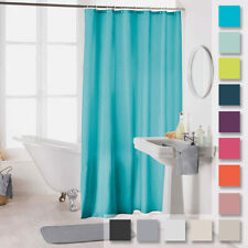 Tenda da doccia con ganci in poliestere 180x200 cm Z370