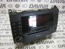 2006 Mercedes Benz A180 Digital Audio Stereo CD Player Head Unit A1698207589