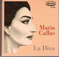 Maria Callas • La Diva 4 CDs
