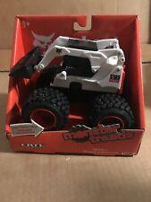 *Bobcat S185 Skid Steer Loader Monster Tread Ertl Big Farm Construction Toy 2012