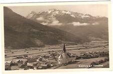 BRAMBERG g.d. HABACHTAL - Kirche und Haus Details ALT !! 1954 Pinzgau