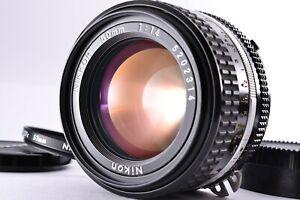 Top Mint Nikon 50mm f/1.4 Ai-s AIS Lens Standard Prime SLR from JAPAN MF Manual