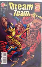 Dream Team #1 With The Musclebound Wolverine By Malibu Comics Marvel Universe