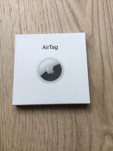 Apple AirTag, model A2187, MX532AM/A, 1 pack.