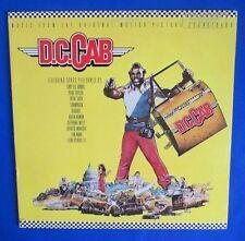 1983 D.C. Cab - Soundtrack LP EX/VG MCA – MCA-6128
