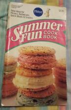 Pillsbury Summer Fun Cook Book – 1986