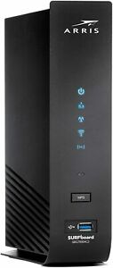 ARRIS SURFboard SBG7600AC2 DOCSIS 3.0  Cable Modem AC2350 Dual-Band Wi-Fi Router