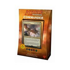 DRACONIC DOMINATION Commander 2017 Complete Deck mtg Sealed NEW