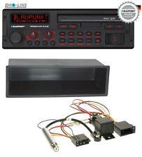 Blaupunkt SD MP3 USB Bluetooth DAB Autoradio für VW Polo T4 Passat Golf (98-04)