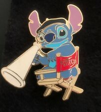 Disney Trading Pin Stitch Director Limited Edition 250