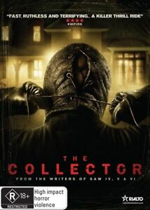 The Collector DVD  (Like New ) Fast Safe Shipping Tracking