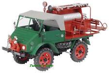 Schuco Unimog 401 Feuerwehr U401 Mercedes Benz 1:18  450014600 NEU OVP