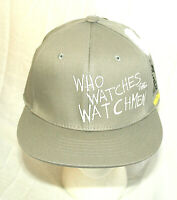 End is Nigh Comic Movie Who Watches The Watchmen Cap Hat New NOS DC 2009 Tags