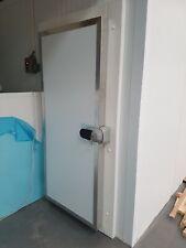 Cold room, freezer room, walk in chiller or freezer door