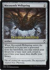 4x Mycosynth Wellspring (Mycosynth-Urquell) Commander Anthology 2