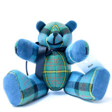 More details for muir ancient tartan collectable bear handmade very limited