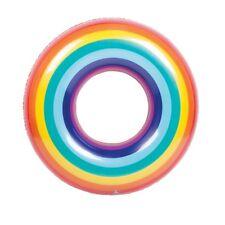 BRAND NEW Sunnylife Pool Ring Rainbow