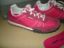 Timberland Earthkeepers Greeley Low ROSE RED TG. 36 Bambini Sportive Da Donna Scarpe