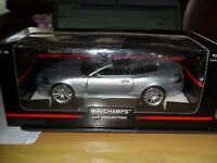Minichamps JHR 1712 LHD, 2006 Jaguar XK Convertible  1:18scale. Pre owned