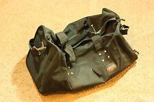 Small Black Travel Duffel Bag, Dance Bag, Gym Bag Tote, Travel Carry on luggage