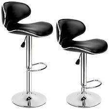 Tabourets de bar chaise fauteuil bistrot réglable pivotant siège