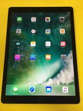 Apple iPad Pro 2nd Gen. 64GB Wi-Fi + 4G (Unlocked) 12.9in Space Gray - Excellent