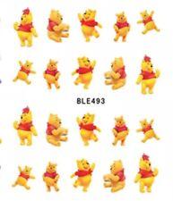 Winnie The Pooh Nail Art (Water decals) Disney Nail Art Decals
