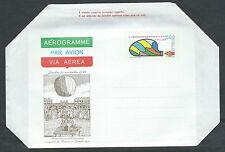 1983 ITALIA AEROGRAMMA PRIMO VOLO IN PALLONE MONGOLFIERA - ED