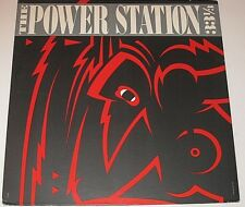 THE POWER STATION 33 1/3 VINTAGE SJ-12380 ROCK VINYL RECORD ALBUM NM BANG A GONG