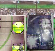 Heroclix 2013 War of Light  OP Maps  OA THE BIG W/QWARD  & NOK/KORUGAR sealed!