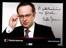 Vaclav Moravec autografiada mapa original firmado # bc 101924