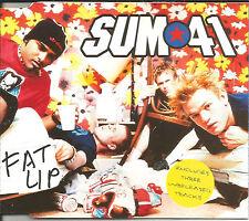 SUM 41 Fat Lip w/ 3 UNRELEASED TRX Australia Made CD single SEALED USA Seller