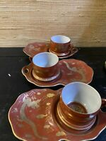 Antique Japanese Tea Cup sets